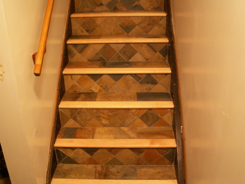 Stairs Westside Tile And Stone