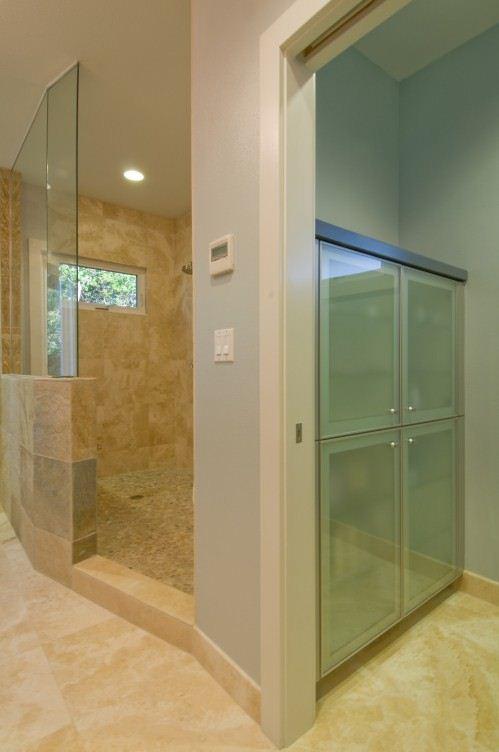 Pebble Tile Gallery - Pebble Stone Tile & Pebble Flooring Designs