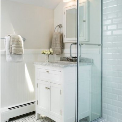 Beveked Subway Tile
