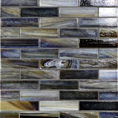 Agate 1×4 Brick Abruzzo Pearl
