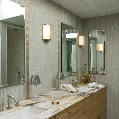 Artistic Tile Stilato Bathroom