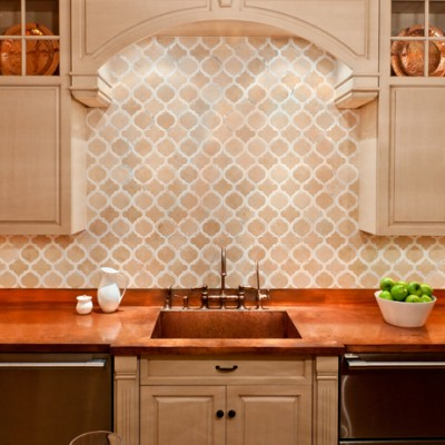 Artistic Tile Toledo Pattern