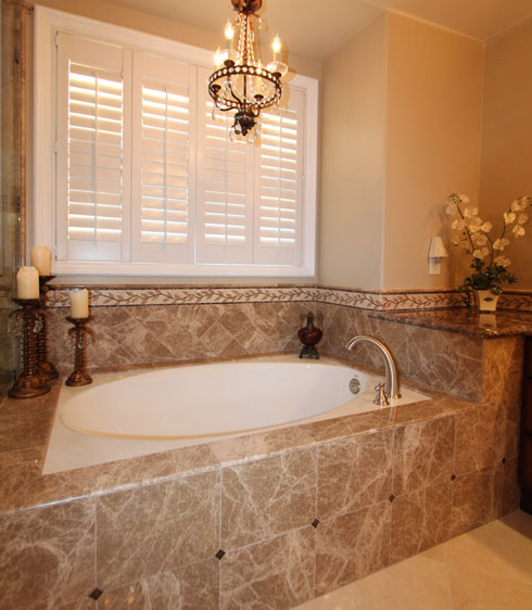 Bathroom Bathtub Tile Ideas