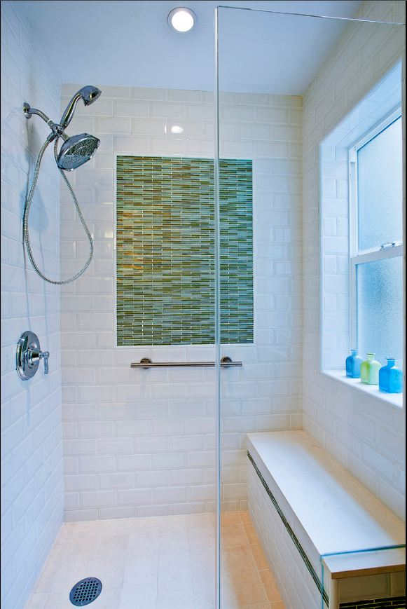 Bathroom Subway Tile Accent beveled tile - beveled subway tile | westside tile and stone