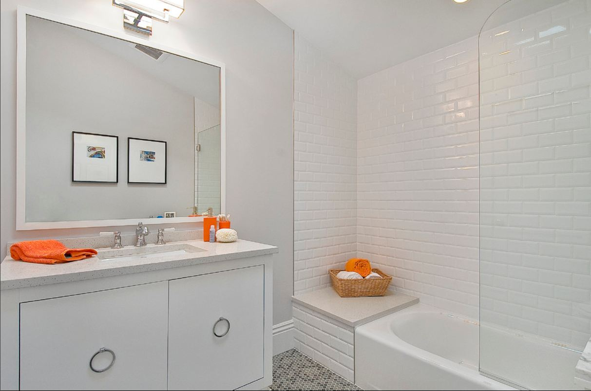 Beveled Tile - Beveled Subway Tile | Westside Tile and Stone