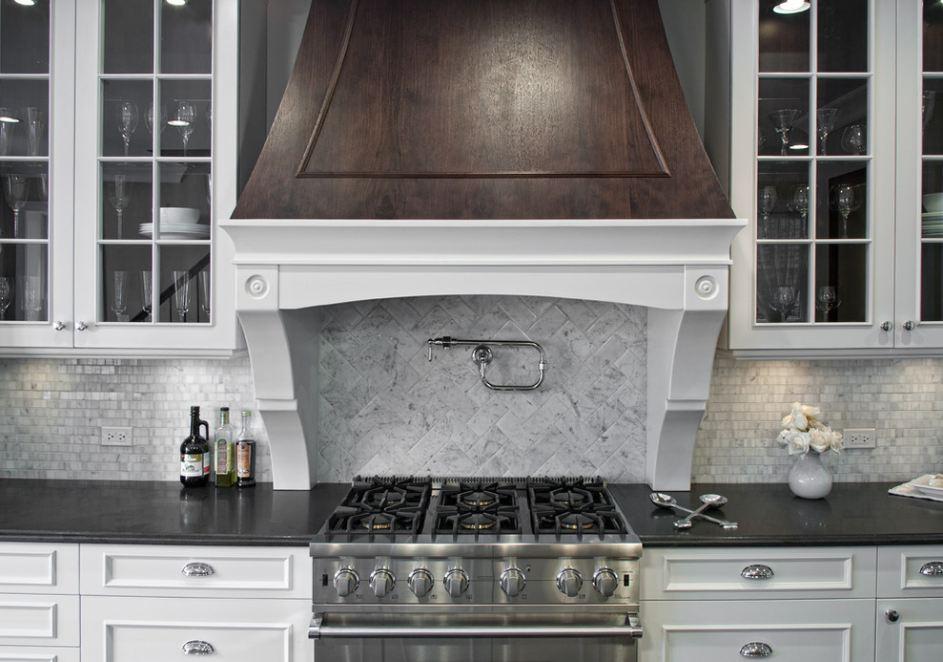 Kitchen Backsplash Herringbone Ideas