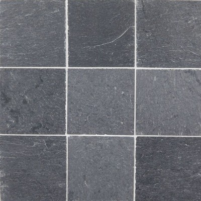 China Grey Straight Cut Slate