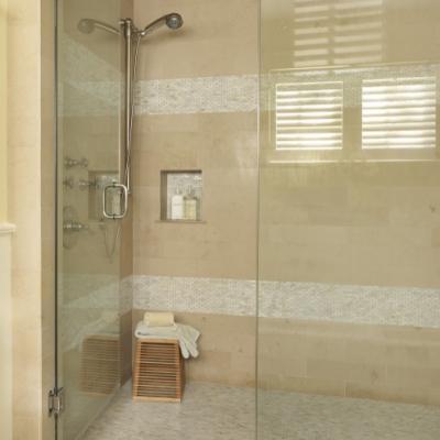 Classic Crema Marfil Polished Tile Mosaic