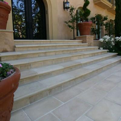 Concrete Tile Install 12