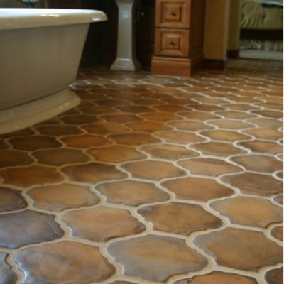 Concrete Tile Install 3