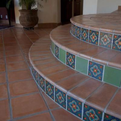 Concrete Tile Install 5