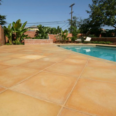 Concrete Tile Install 6