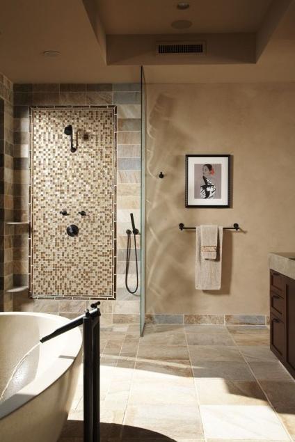 Bathrooms design inspiration - Salle de bain tropicale ...