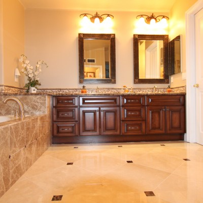 Emperador Light Crema Marfil Floor