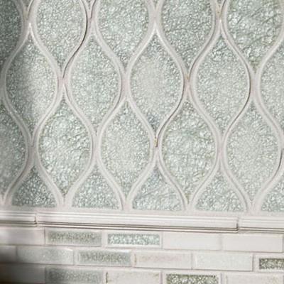 Encore Ceramics Wave Mosaic