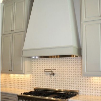 Encore Ceramics Kitchen Backsplash