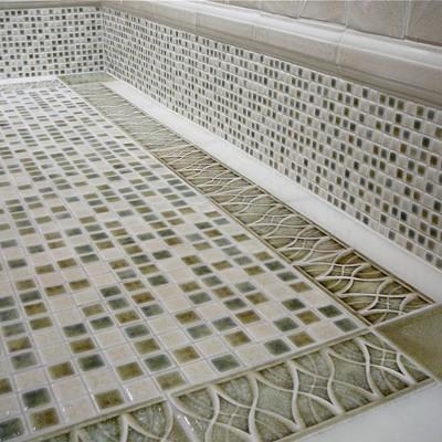 Encore Ceramics Textures Install
