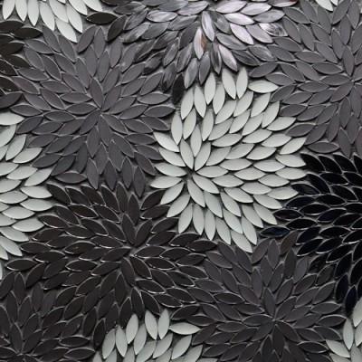 Artistic Tile Estrella Silver Blend