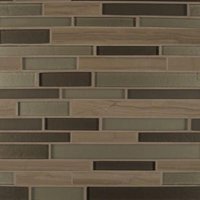 Flat Iron Linear Mosaic