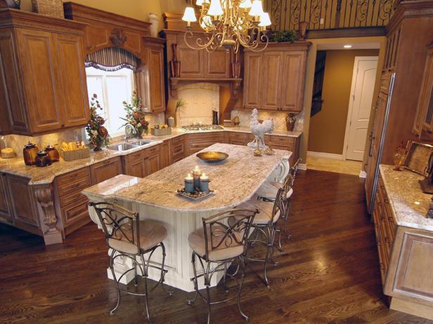 Granite Countertops - Granite Tile Kitchen Countertops   www