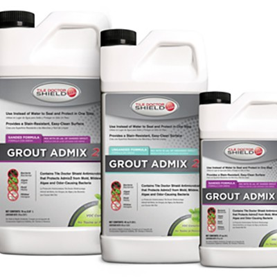 Tile Doctor – Grout Admix