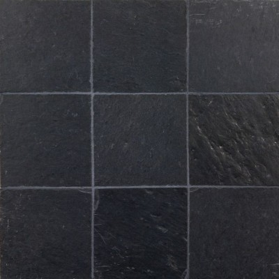 Imperial Black Straight Cut Slate