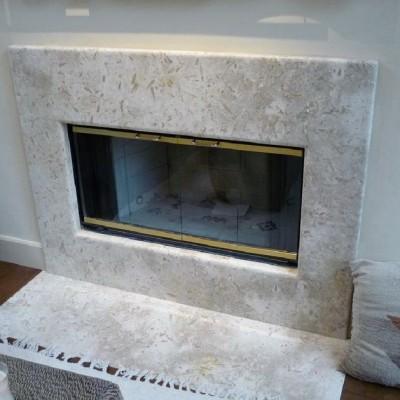 Jerusalem Gold/Grey Install