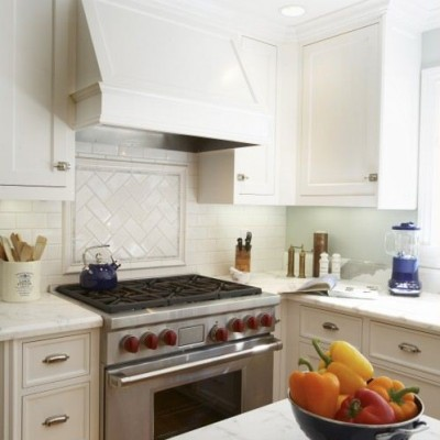 Kitchen Backsplash Calacatta Counter White Subway