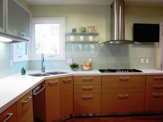 Kitchens westside tile and stone for Large format glass tile