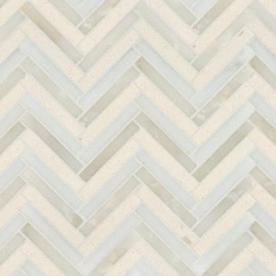 Linea Herringbone Mosaic