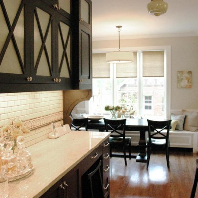 Marble Counters Handmade Ceramic Backsplash