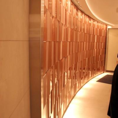 Marriott Reception Wall