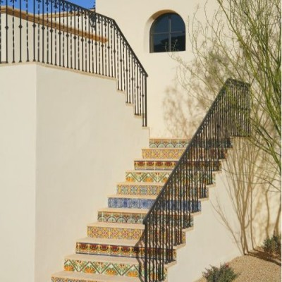 Mexican Decos Stairs
