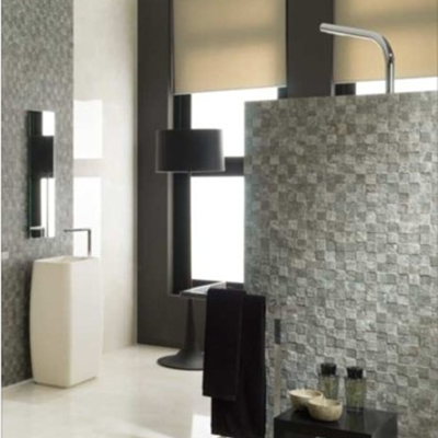 Modern Porcelanosa Bathroom
