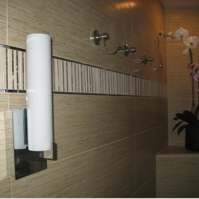 Modern Porcelanosa Shower