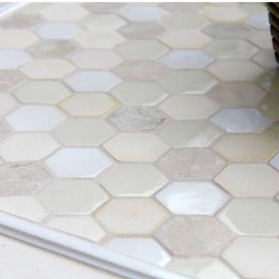 Encore Ceramics Piedra Hexagon