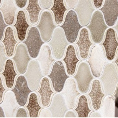 Encore Ceramics Piedra Pointed Oval