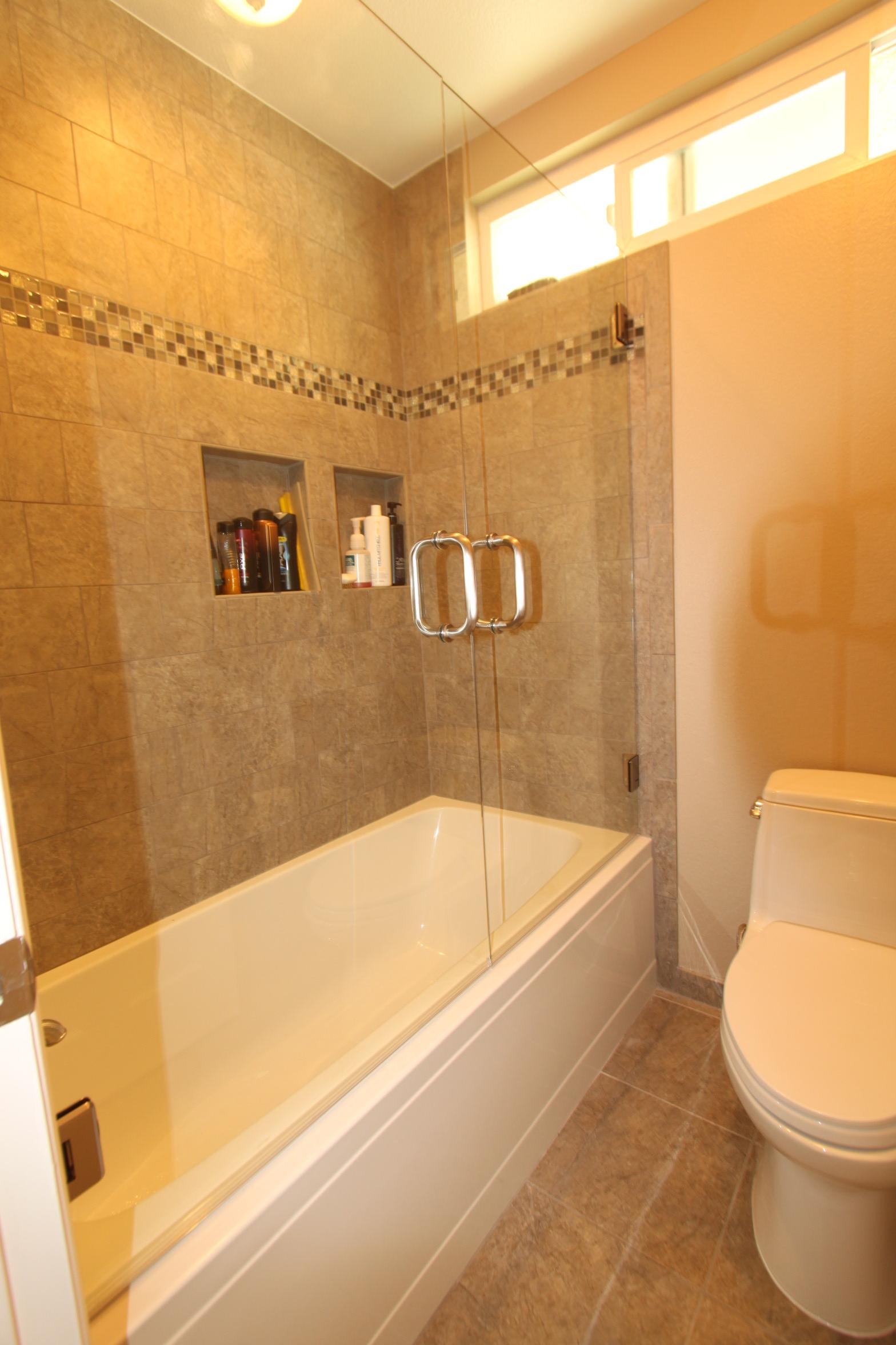 Bathtub Tile - Bathroom Tile   Westside Tile and Stone