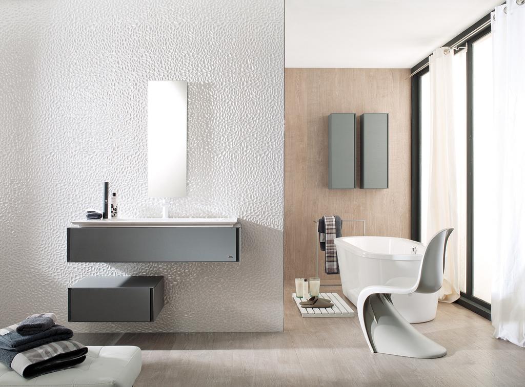 Porcelanosa Bathroom Wall Tiles