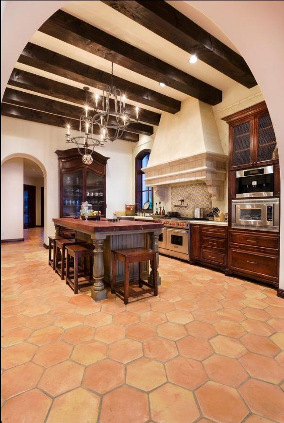 Saltillo Tile Saltillo Terra Cotta Tiles Westside Tile And Stone