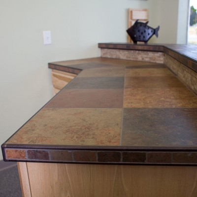 Schluter Tuscany Counter Edge