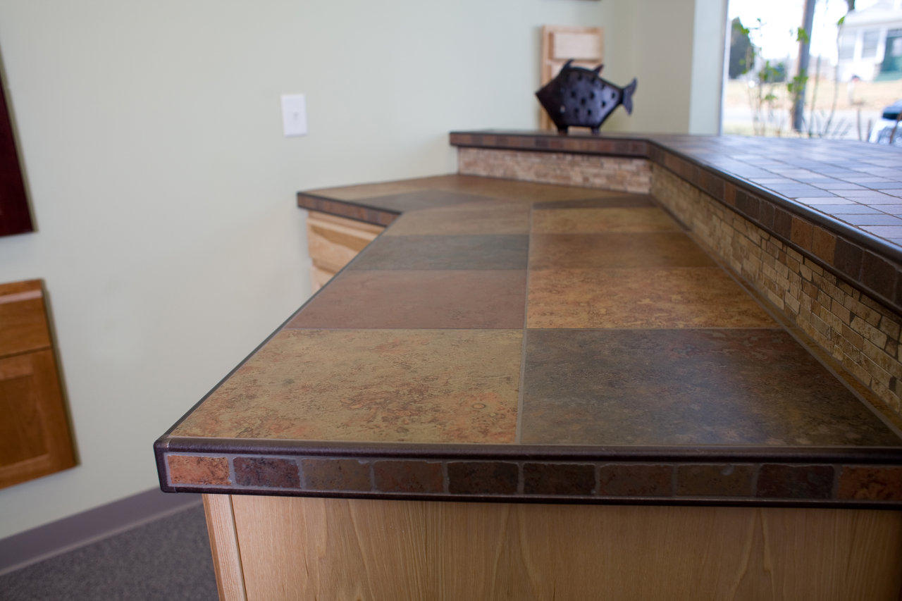 Countertop Edge Options For Tile : Schluter Profiles - Westside Tile and Stone