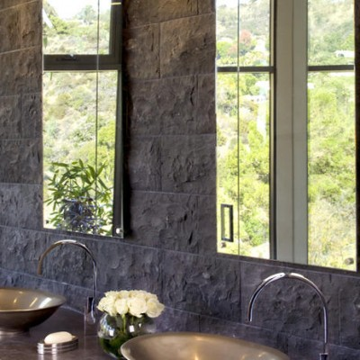 Slate Splitface Feature Wall