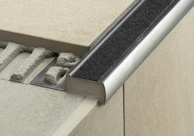 Schluter Stair Nosing Profiles Trep G Westside Tile And