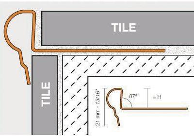 Schluter TREP-FL CAD