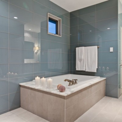 Latest Bathroom Tile Trends at your local tile store ... on