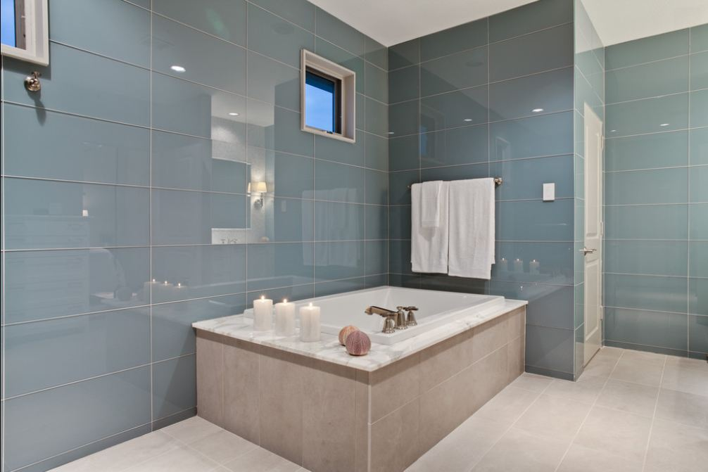 Latest Bathroom Tile Trends At Your