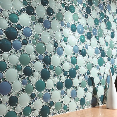 Gl Mosaic Tile Gallery Backsplash Designs Photos