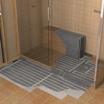 Watts Radiant Shower Overview