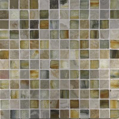 White Gold & Tajimi Buyi Mosaic